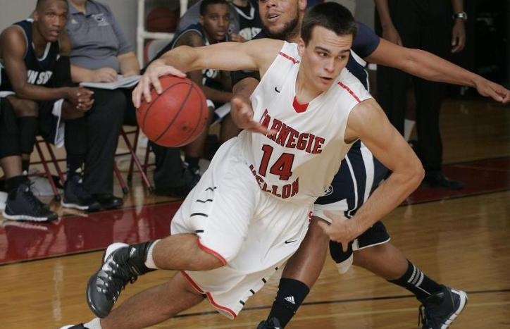 Cordts' 34 Points Lifts Tartans Past Pitt-Greensburg