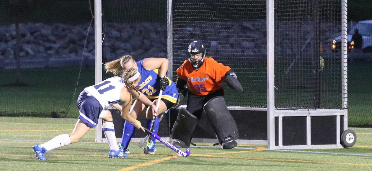 Field Hockey Opens Season Strong, But Falls to Plymouth State