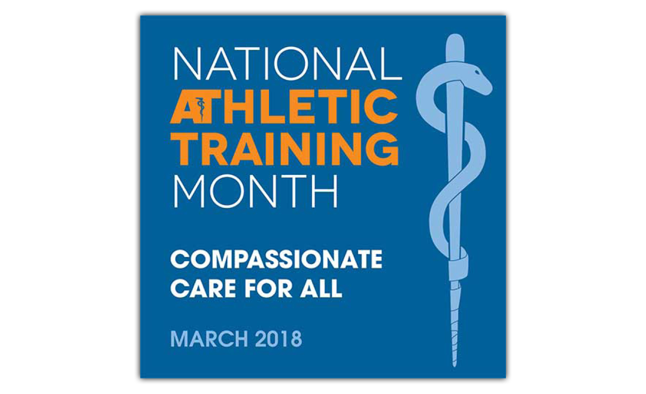 Raider Preview (March 26): March is National Athletic Training Month