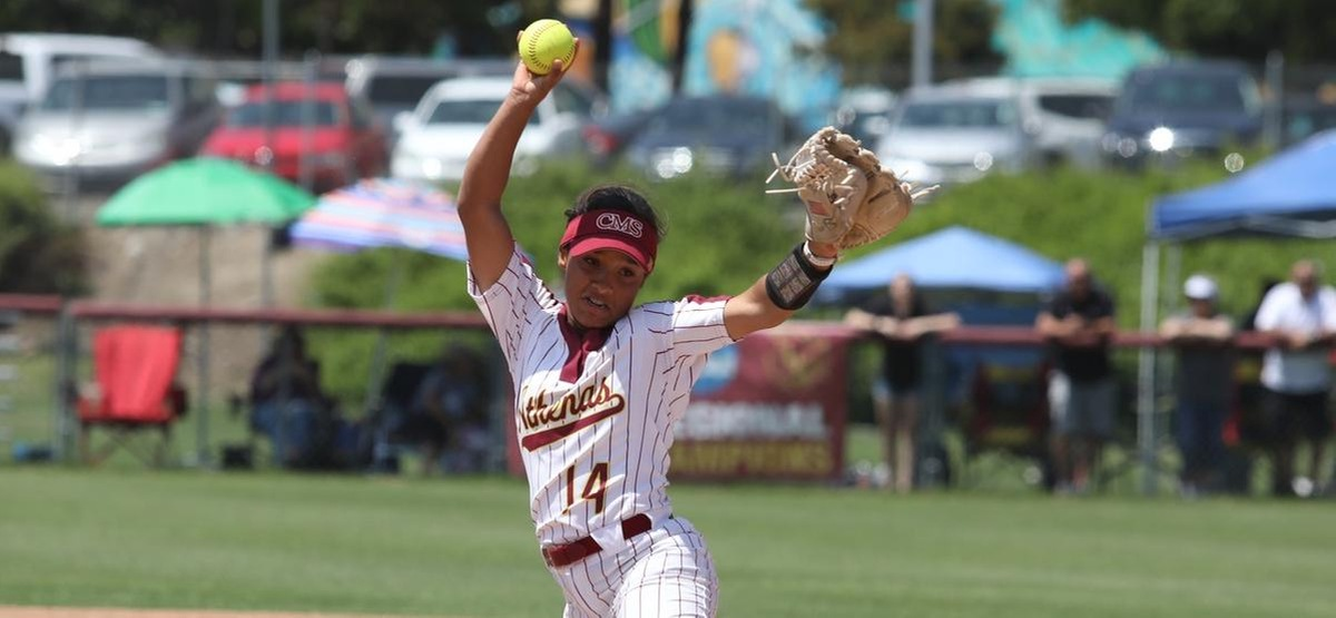 CMS Softball Falls to Whittier in Opening Round of Double-Elimination SCIAC Tournament