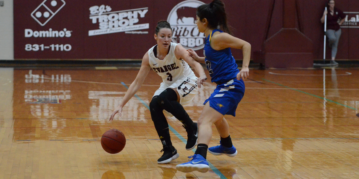 Evangel Women's Hoops Return to Conference Play at Avila