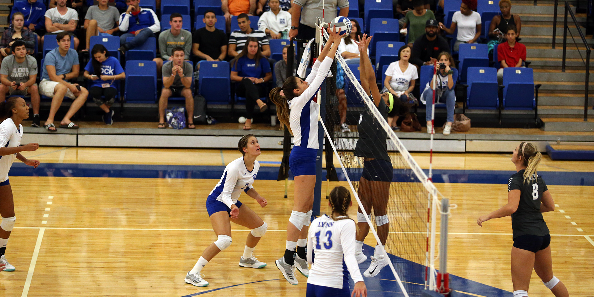 Volleyball Caps Home Stretch with 3-1 Triumph over Embry-Riddle