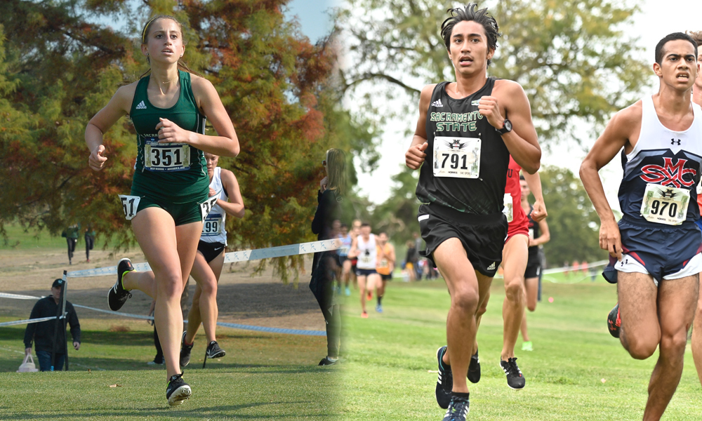 CROSS COUNTRY RUNS AT NCAA WEST REGIONAL IN FINAL MEET ON FRIDAY