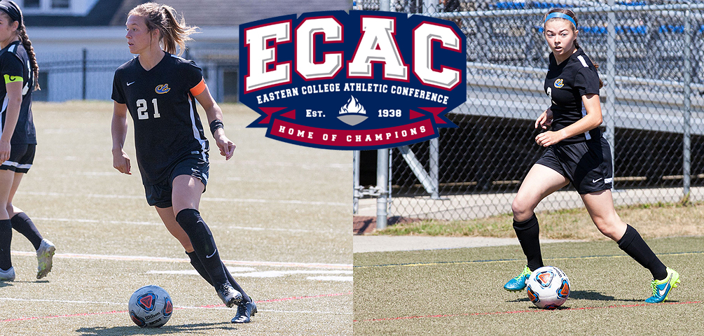 Libby Named ECAC Defensive Player of the Year; Libby and Lewis Grab First Team Honors