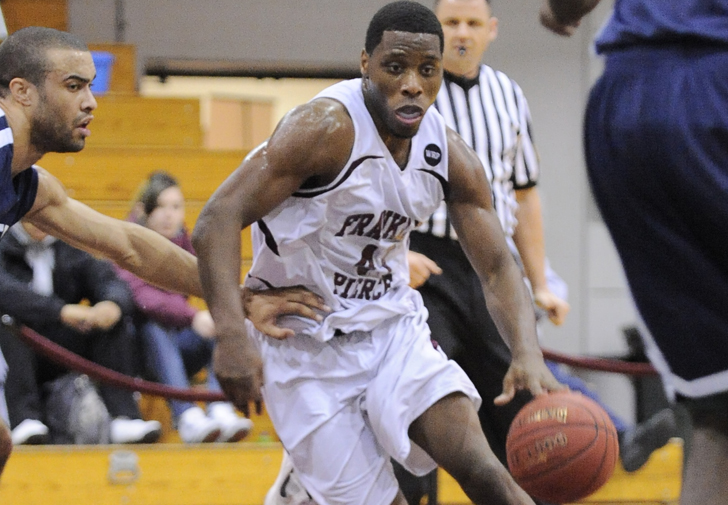Men's Basketball Reaches NE-10 Semis by Rallying for 85-80 Win over Southern Connecticut
