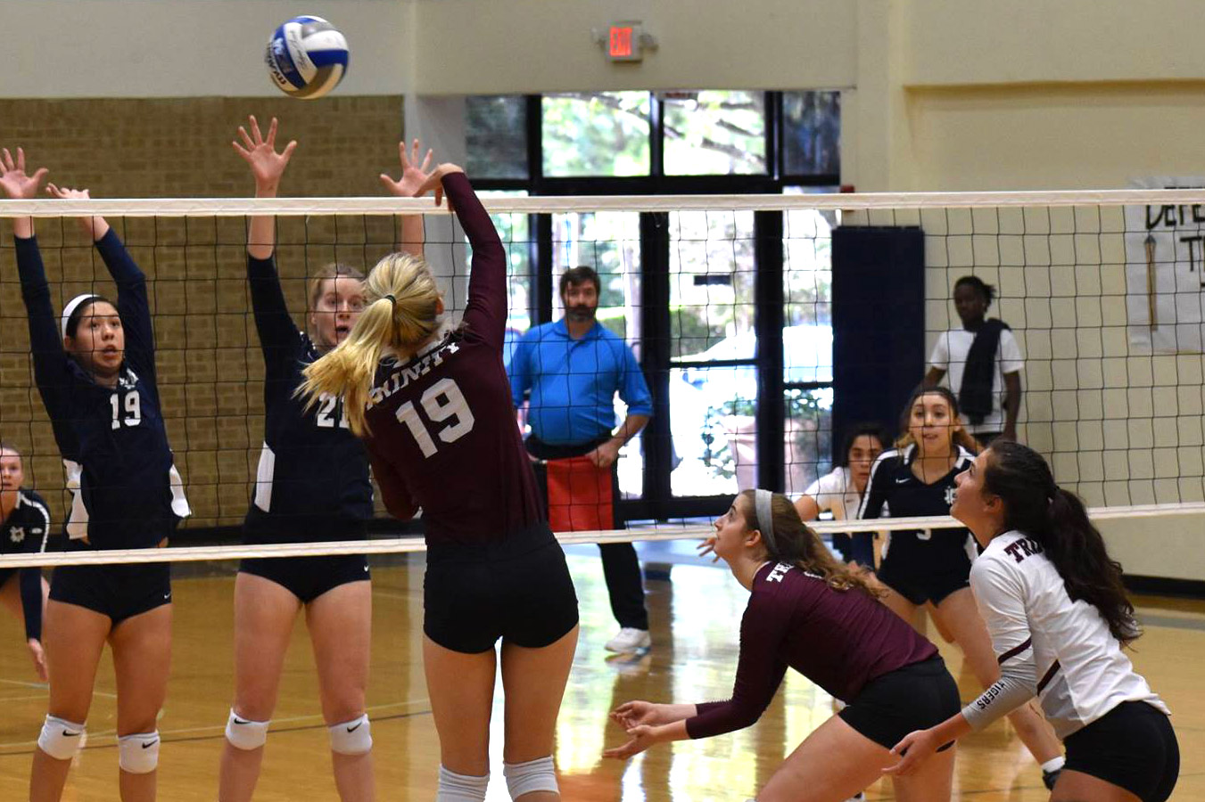Ninth-Ranked Tiger Volleyball Finishes Third at SCAC Tournament