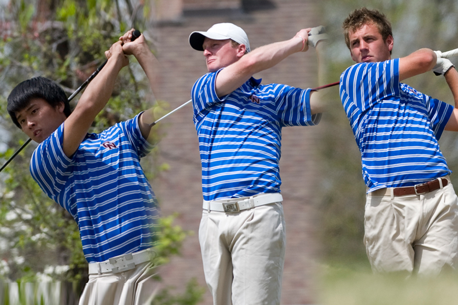 Ashby named SAC Golfer of the Year; Three Eagles Earn First Team All-SAC Honors