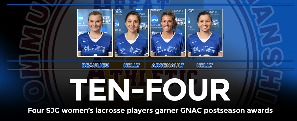 Four Women's Lacrosse Players Collect All-Conference Honors