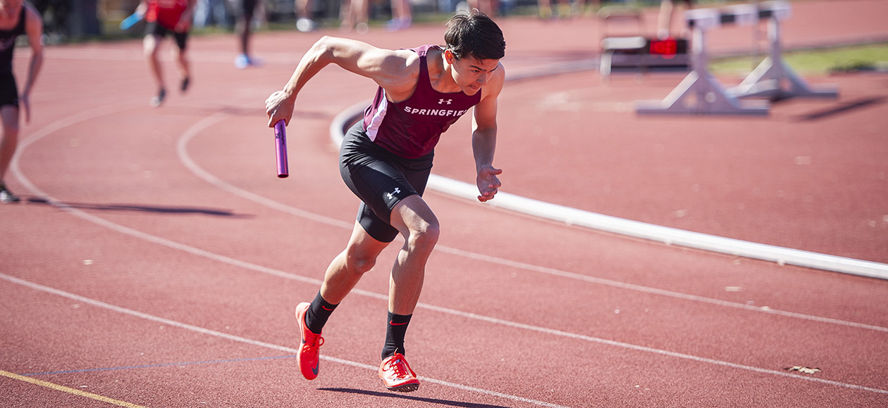 Men's Track and Field Takes Sixth at Connecticut College's Silfen Invitational