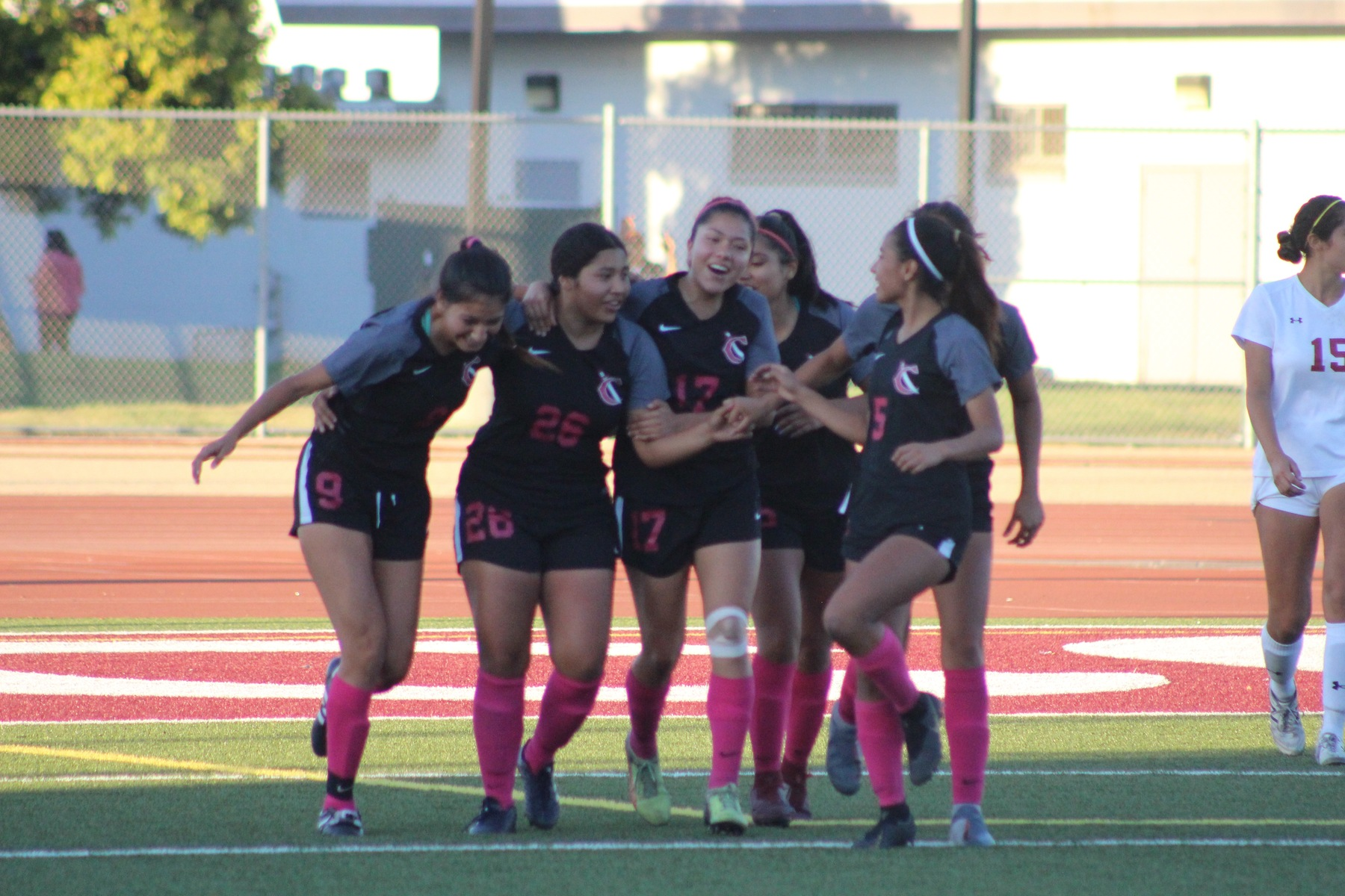 Martinez leads Tartars to Victory in Tartar Futbol for a Cure Game against Pasadena City