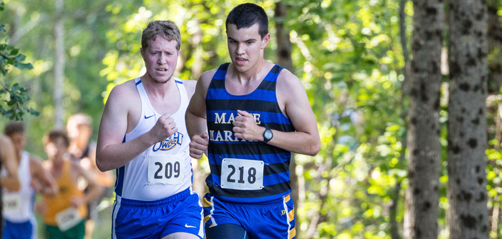 Martin Guides Mariners at Thomas Invitational