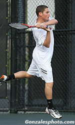 No. 70 Bronco Men's Tennis Team Pulls Out Another Big Win 4-3 Over Harvard