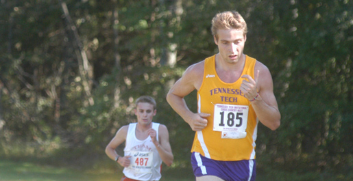 Taylor leads men to fourth place finish, women take seventh at Furman Invitational
