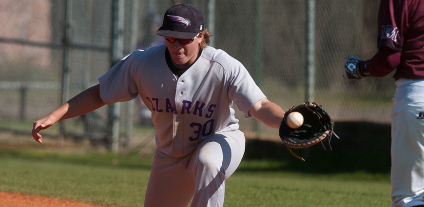 Hendrix Baseball Team Pulls Out 8-7 Win