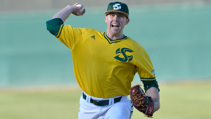 BASEBALL HOSTS UTAH VALLEY IN BIG WAC SERIES STARTING ON FRIDAY