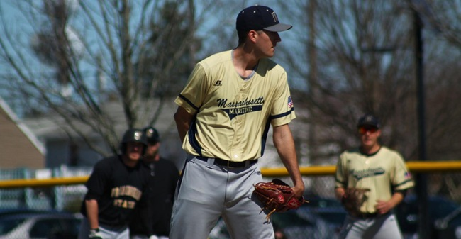 Seven Run Rally Lifts Baseball To 10-8 Nightcap Victory And Split Of MASCAC Twinbill With Framingham State