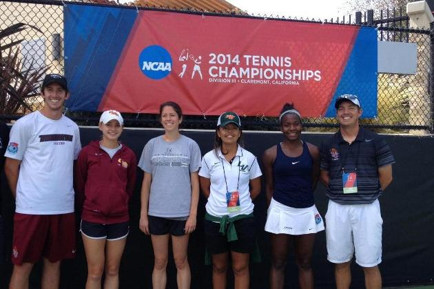 Ward selected as 2014 ITA National Player to Watch