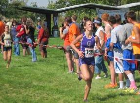 Women?s Cross Country Runner of the Week ? No. 3