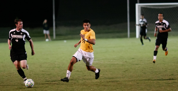 Perkins Named to NSCAA Second Team All-West Region