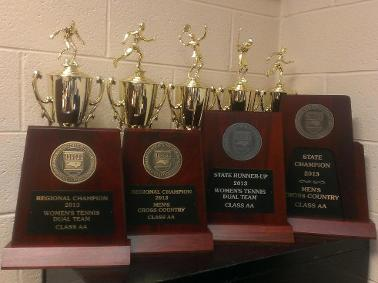 Fall Sports Finish Successful Seasons