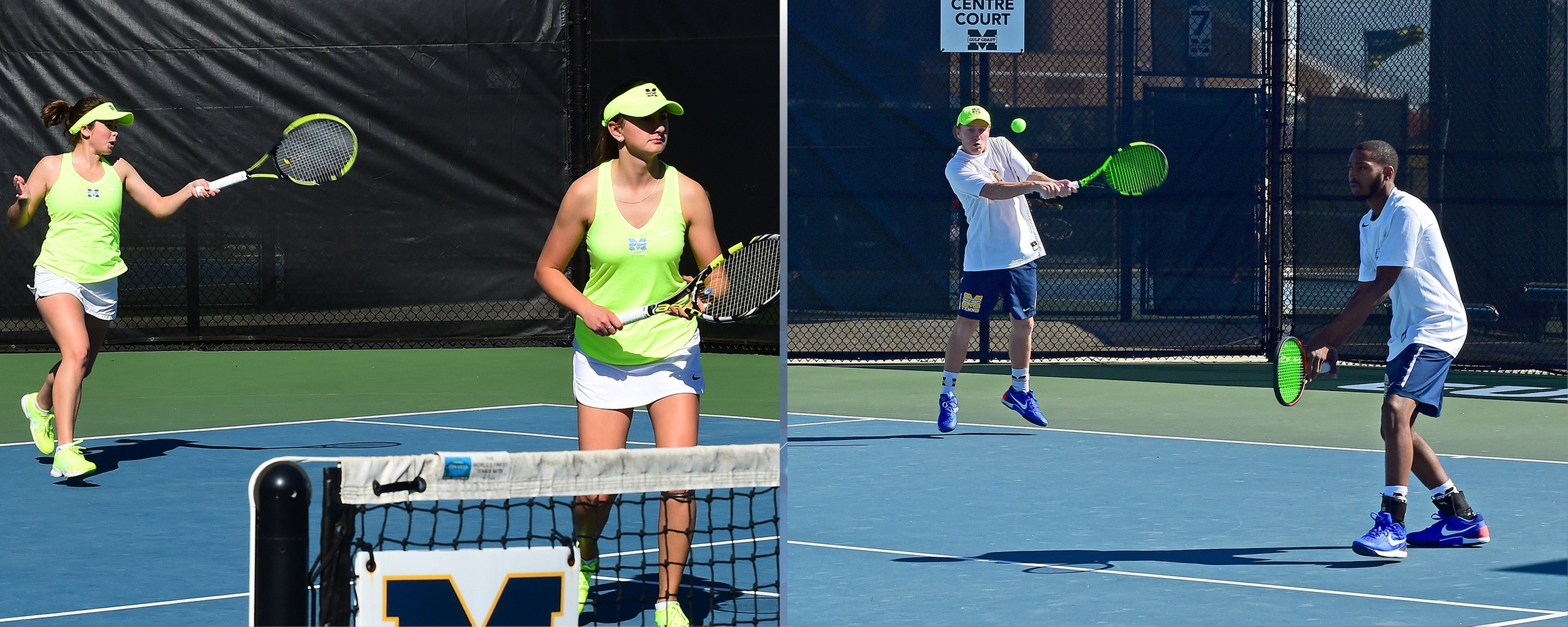 MGCCC tennis faces rugged week