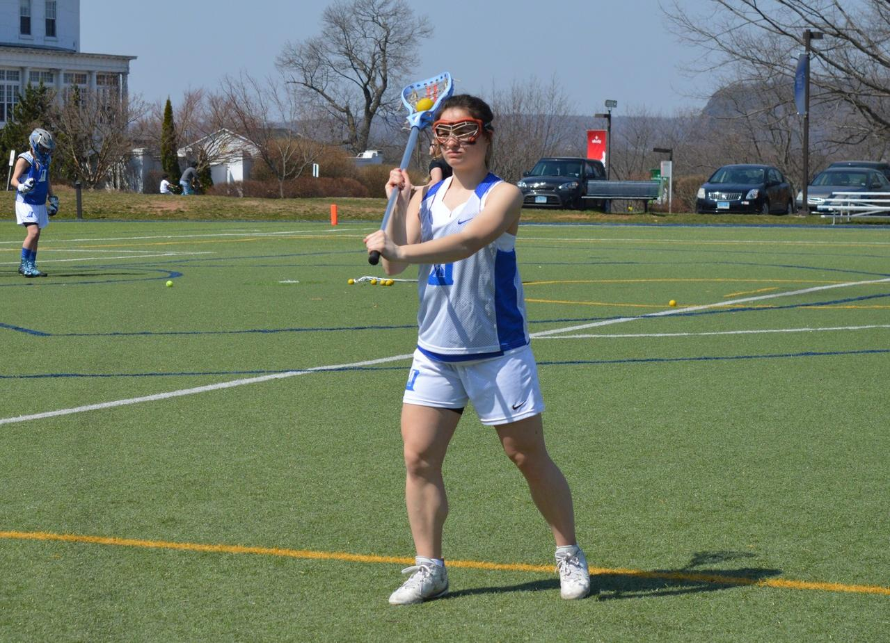 Women's Lacrosse Upended by Johnson & Wales