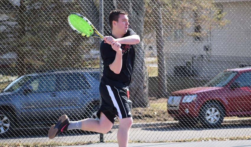 Men's tennis suffers 6-3 loss to Adrian