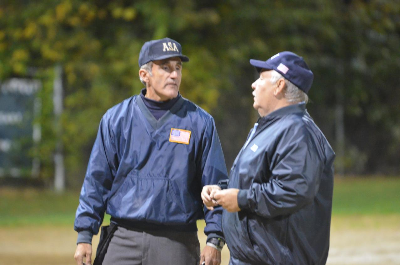Softball Schockers vs  Misfits Fall Finals 2012 - Andover Recreation
