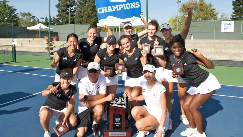 WOMEN'S TENNIS TO PLAY AT NO. 4 USC IN FIRST ROUND OF NCAA TOURNAMENT