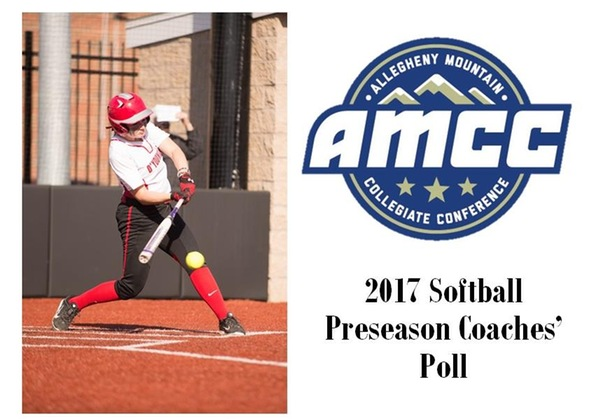 AMCC Releases Softball Preseason Poll