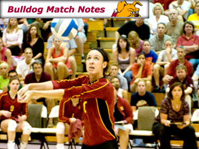 Ferris State Women's Volleyball Weekly Notes (Matches 26-27)