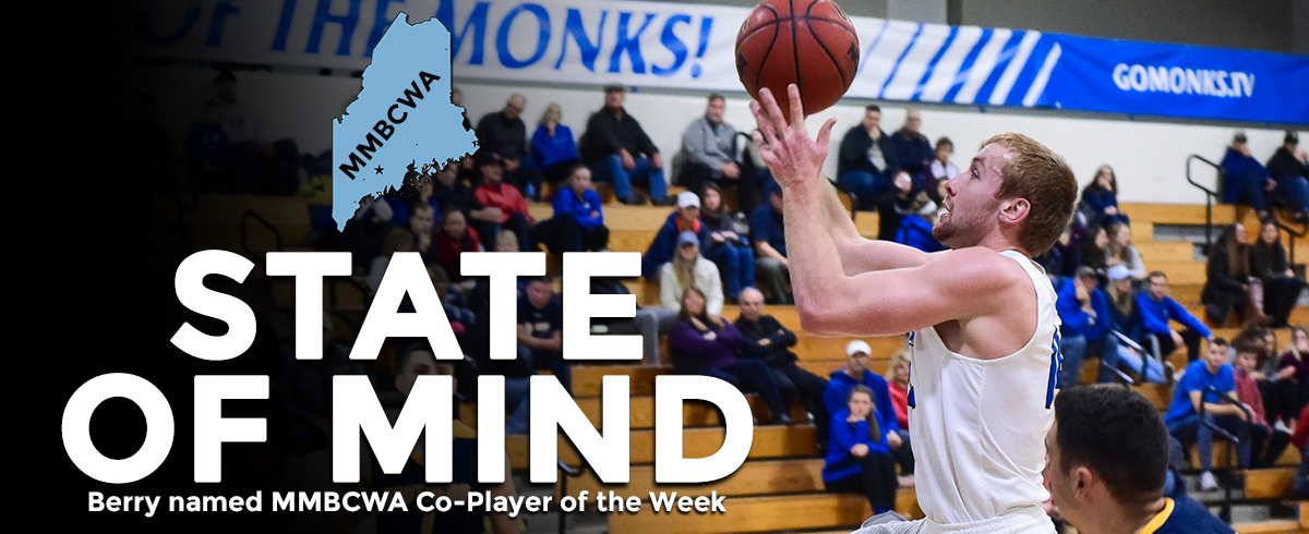 Berry Selected as MMBCWA Co-Player of the Week