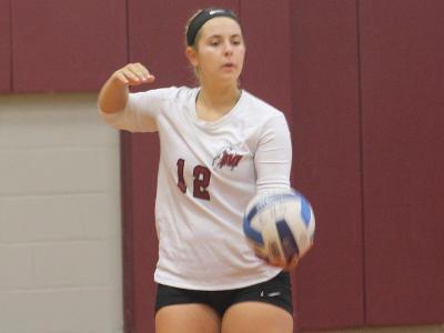 Women's Volleyball: Top Lehigh Carbon County College