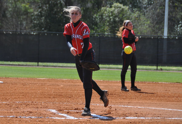 Softball: Panthers lose two to Georgia Southwestern