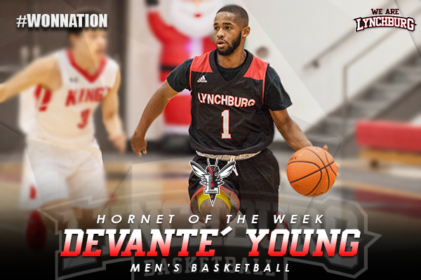 Hornet of the Week: Devante' Young