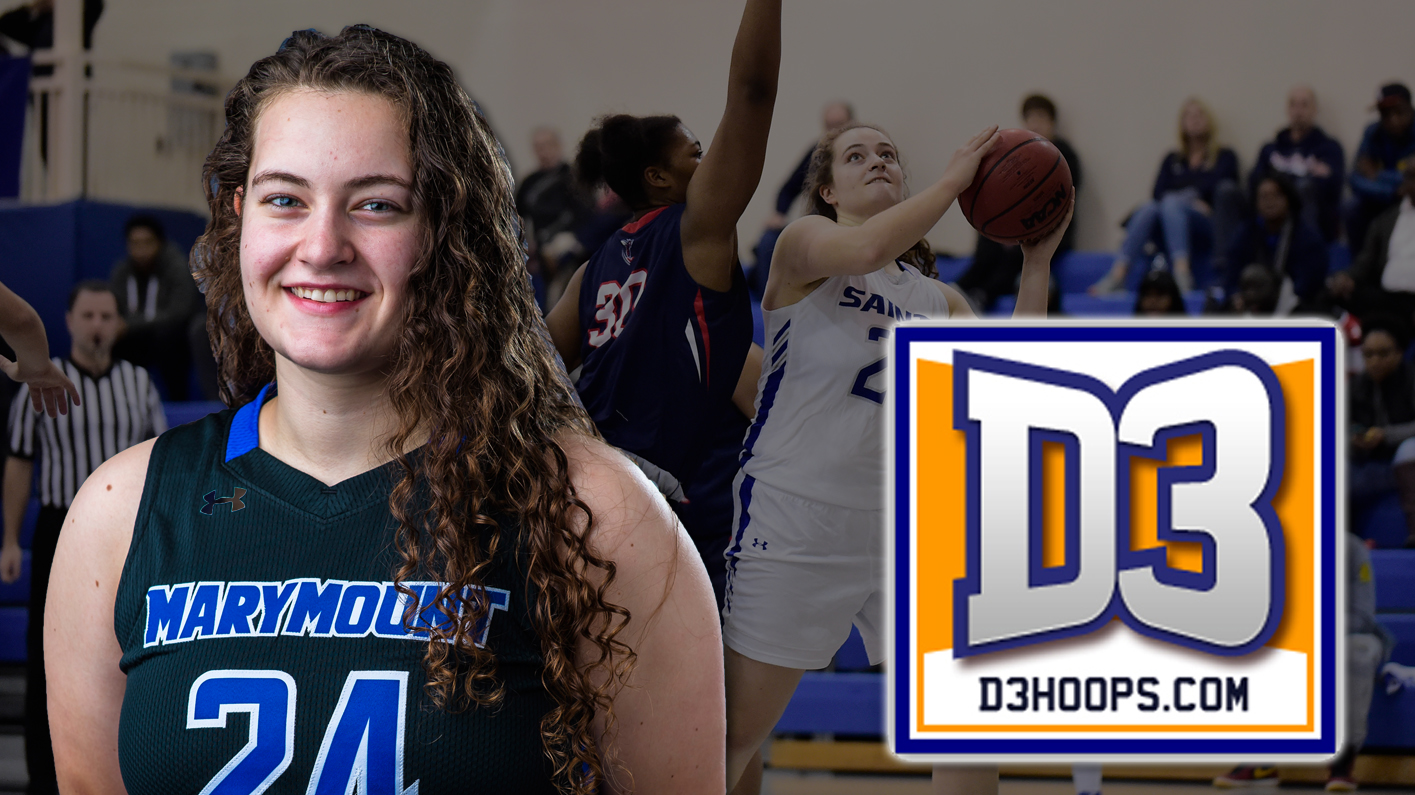 McShea honored as D3hoops.com All-Region selection