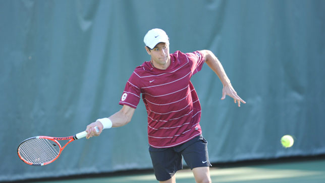 No. 31 Santa Clara Men's Tennis Downs LMU 6-1