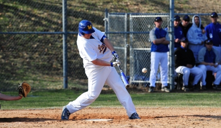 Baseball Falls To Rhode Island College, 13-5