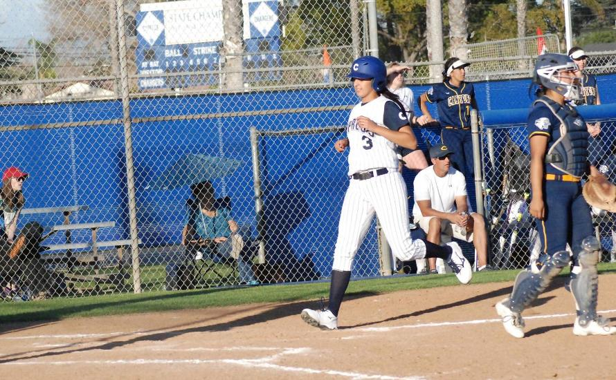 Chargers Mercy Canyons in Shutout Victory