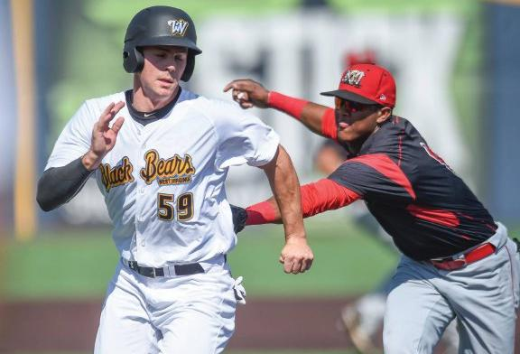 Former Irvine Valley star Lucas Tancas playing in the minors