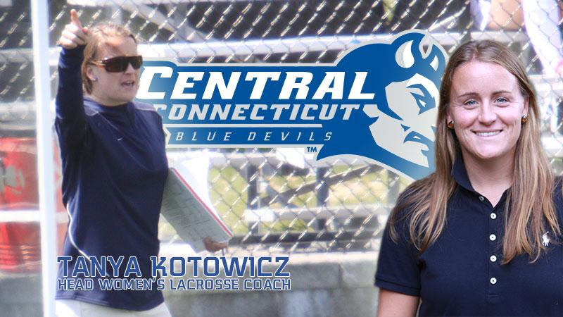 Kotowicz Named Head Women's Lacrosse Coach
