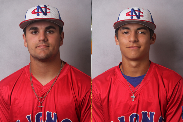 NTJCAC Baseball Players of the Week (April 9)