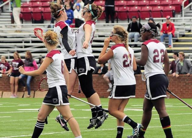Guilford Lands Six on All-ODAC Women's Lacrosse Teams