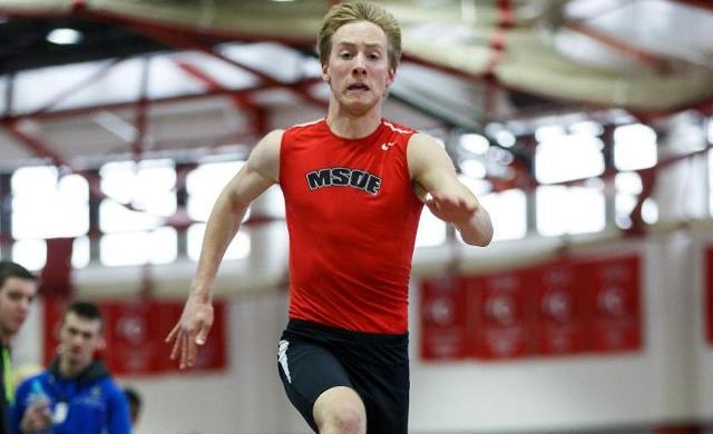 Wright Wins Three More Events at Beloit Relays
