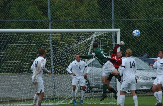 UMW Men's Soccer Ties #18 York, 0-0, at Homecoming