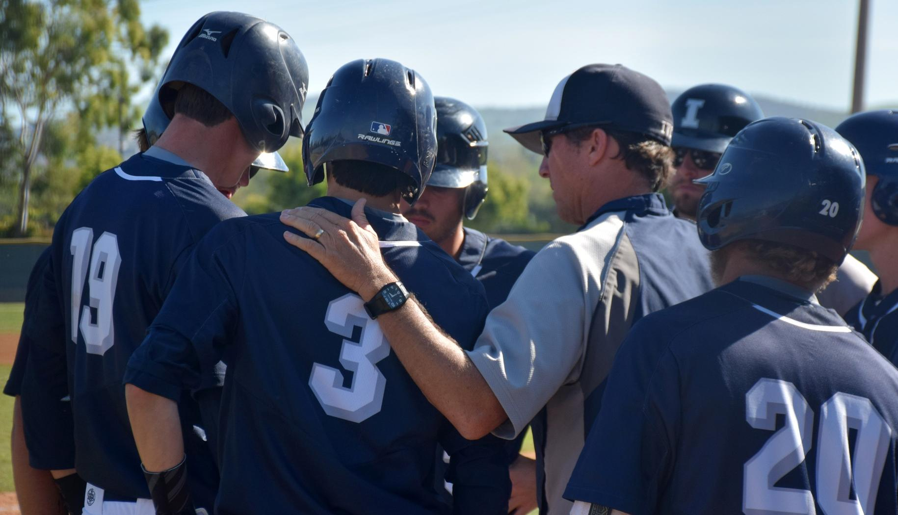 Baseball team ranked No. 12 in So. Cal. again in latest poll