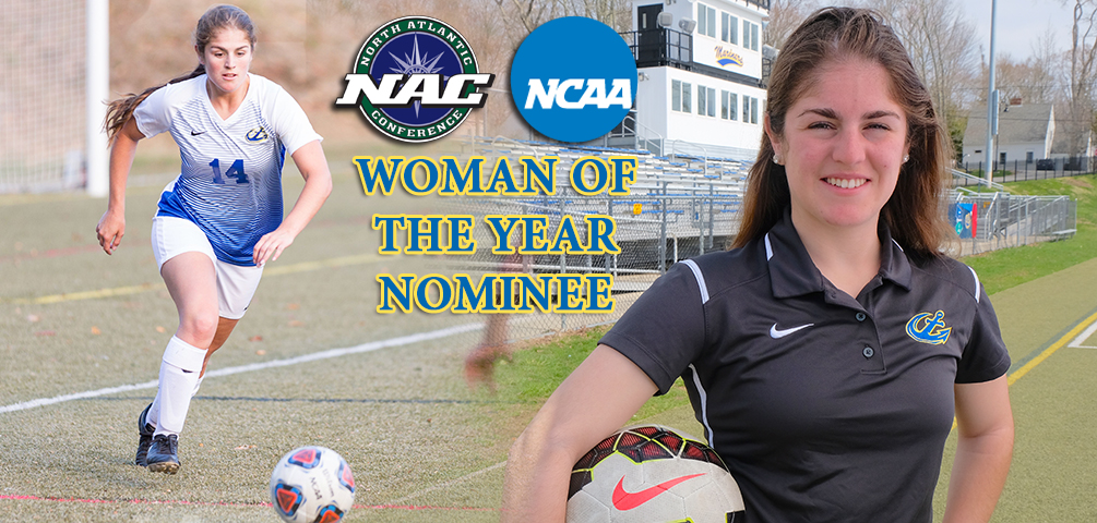 Bradley Nominated for NCAA and NAC Woman of the Year Awards