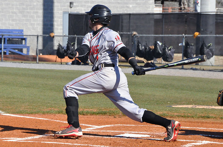 Baseball: Panthers' rally comes up short in 3-2 loss to Millsaps