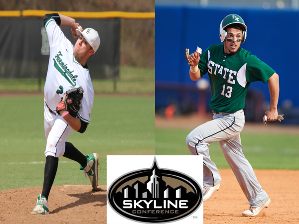 Attardi and Seelinger Snag Major Skyline Baseball Awards