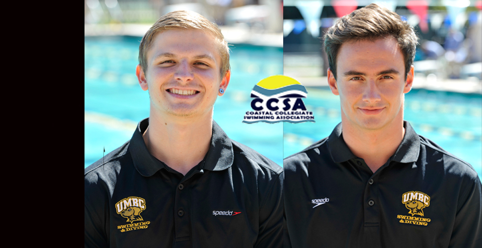 Gutzat, Green Earn CCSA Swimmer and Diver of the Week Honors
